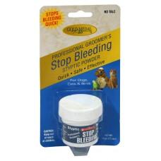 STOP BLEEDING BLOOD STOP PULVER CARDINAL